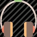 audio, headphones, music, speaker, volume icon