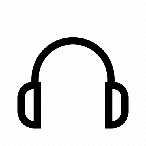 expand, line, music, phone icon