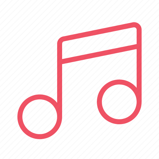 instrument, music, note icon