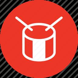 composition, drum, instrument, music icon