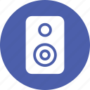 audio, loudspeaker, music, speaker icon