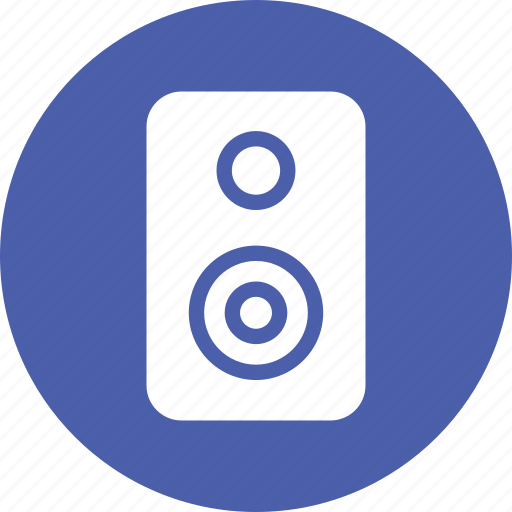 audio, loudspeaker, music, speaker icon