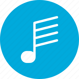 audio, music, playlist, songs, tracks icon