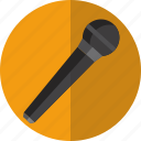audio, communication, mic, microphone, sound, talk, voice icon