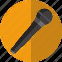 audio, communication, mic, microphone, sound, talk, voice icon