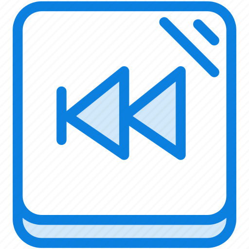 audio, back, blue, icons, light, media, multimedia, music, sound icon