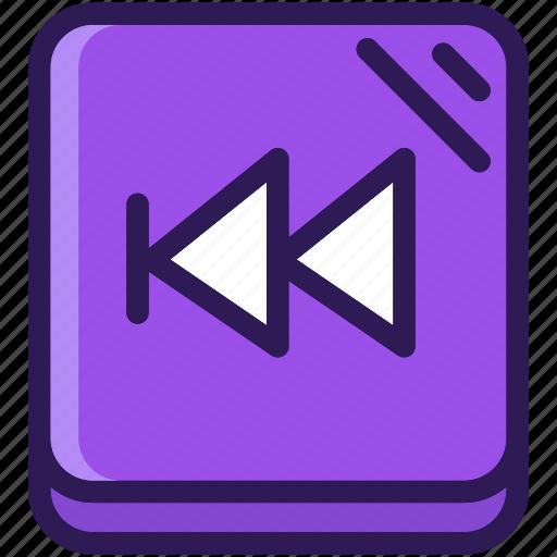 audio, back, colored, icons, media, multi, multimedia, music icon
