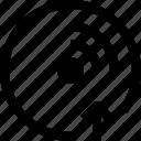 arrow, audio, music, player, sound, voice icon