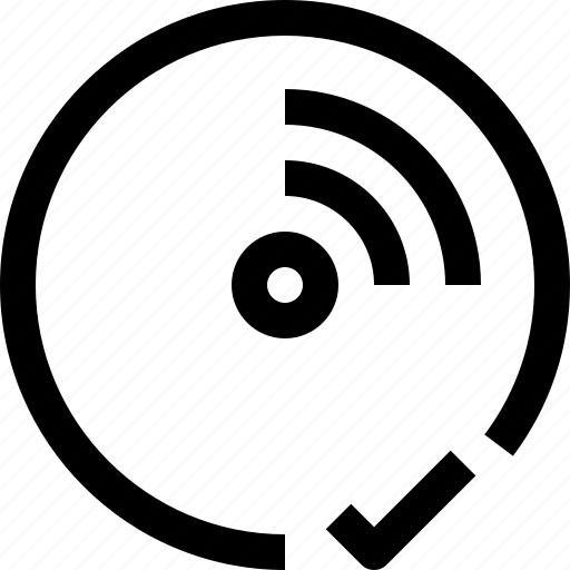 audio, check, music, player, sound, voice icon