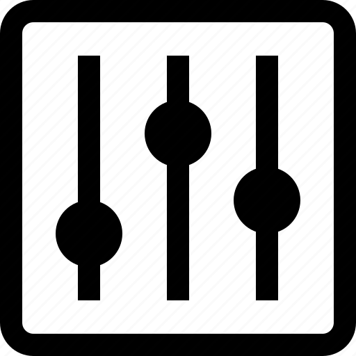 audio, media, music, musical, sound, volume icon
