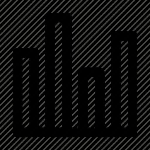 audio, multimedia, music, speaker, video, volume icon