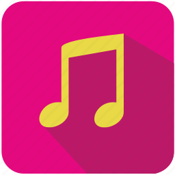 app, mp3, music, mute, note, program, sound icon