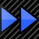 forward, interface, music, media