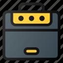 guitar, amplifier, sound, music