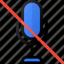 mute, microphone, interface, sound, voice