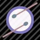 snare, music, drum, instrument icon