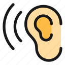 music, ear