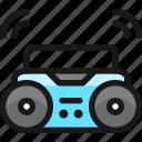 radio, stereo