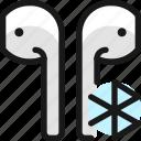 earpods, bluetooth