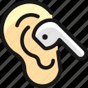 earpods, ear