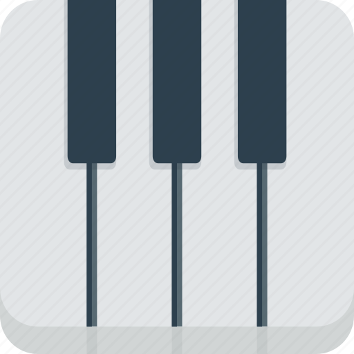 instrument, instrumental, melody, music, musician, piano, play, song icon