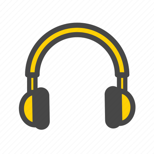 audio headphones, headphone, headphones, headset, listen, music icon