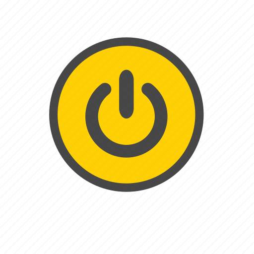 off, on, on off button, power, power button icon