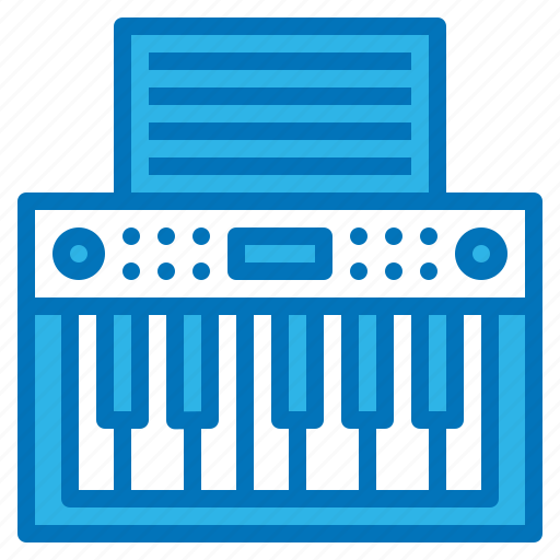 electone, keyboard, music, musical icon