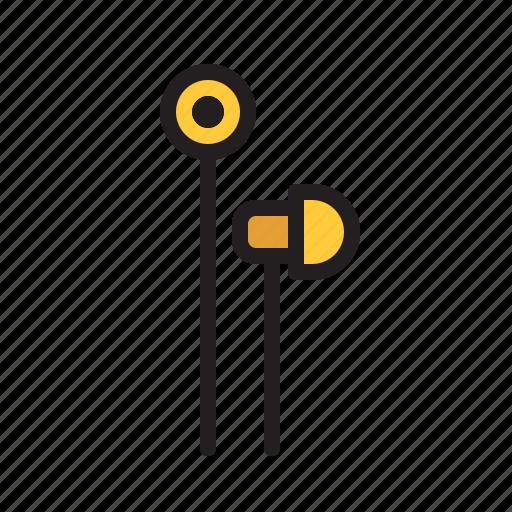audio, earphone, music, player, sound icon