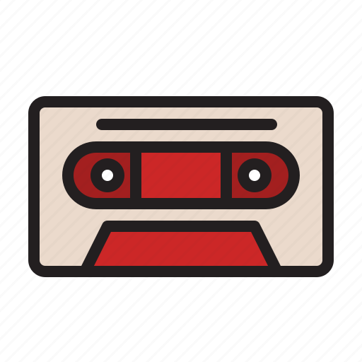 audio, music, old, sound, tape, vintage icon