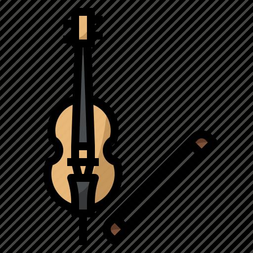 cello, instrument, music, musical icon