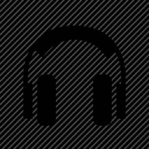 earphone, headphone, music, song, sound, speaker icon