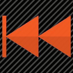 music, previous, song, sound icon
