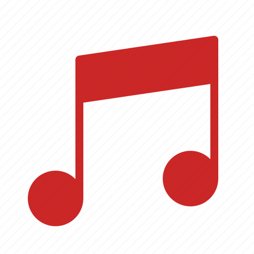 music, note, score, song, sound icon