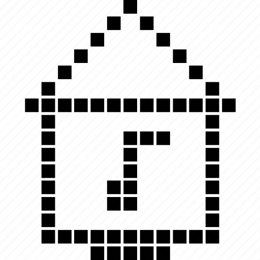 home, iacons, itunes, library, real, shared, villa icon