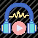 head phones, multimedia, music, player