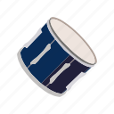 band, drum, instrument, music, music instrument, percussion, song icon