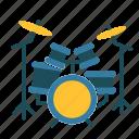 drum kit, drum set, drums, instruments, percussion, rhythm, musical