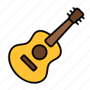 acoustic, classic guitar, guitar, hobby, instrument, music, musical