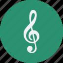 audio, instrument, multimedia, music, musical, note icon
