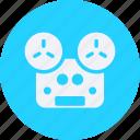 audio, instrument, multimedia, music, recording icon