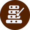 audio, instrument, multimedia, music, xylophone icon