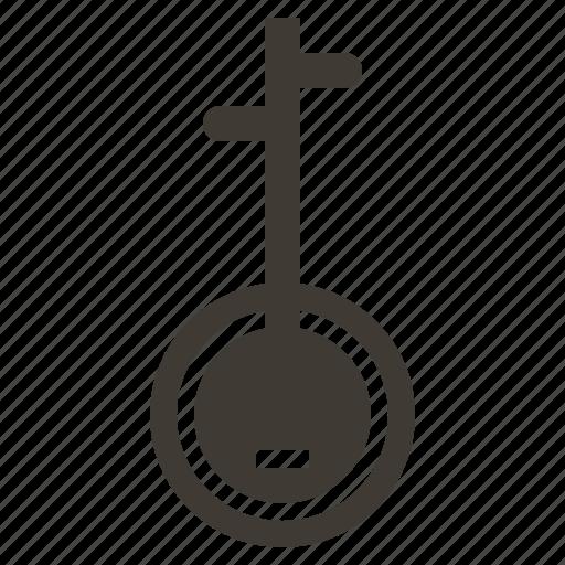 instruments, music, orchestra, rhythm, solid, sound icon