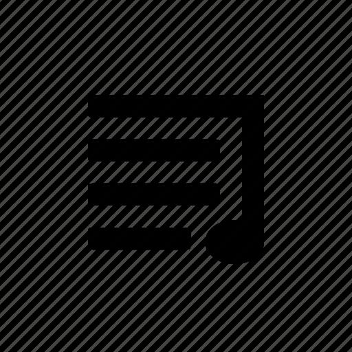 audio, list, media, multimedia, music icon