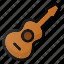 acoustic, guitar