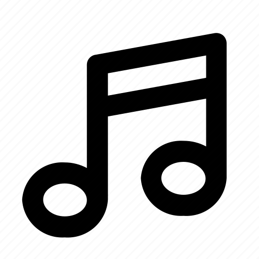 Media, melody, music, notation, note, song, tune icon - Download on Iconfinder