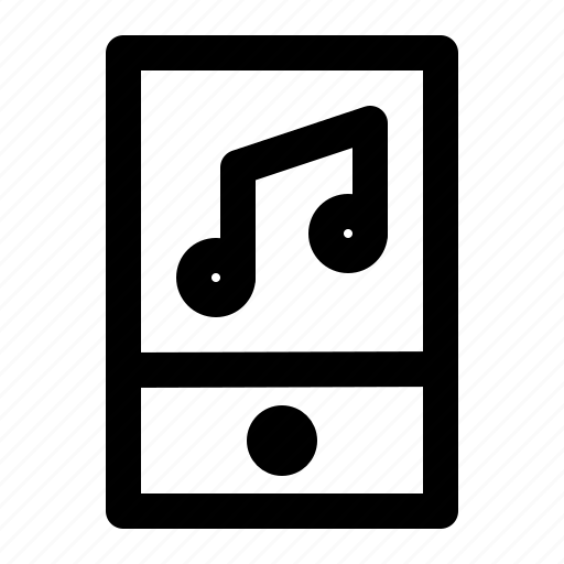 audio, media player, mp3, music, song icon