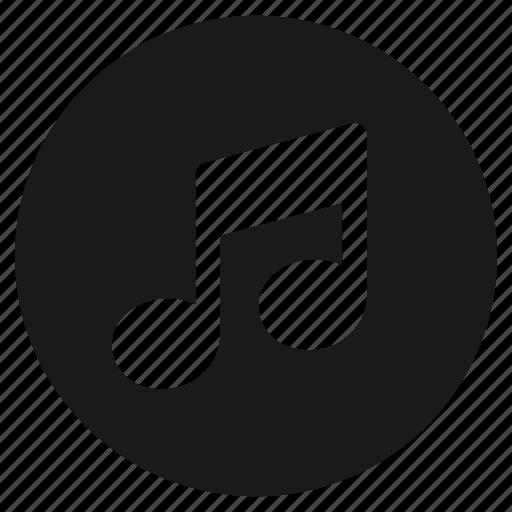 audio, instrument, music, note, player, sound, volume icon