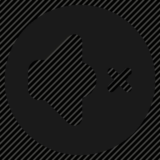Music, audio, film, player, silent, sound, video icon - Download on Iconfinder
