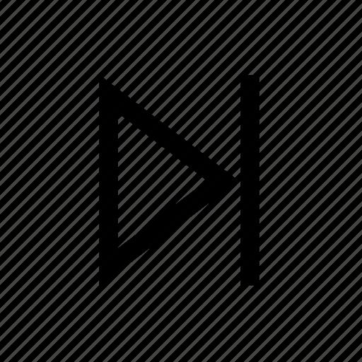 controls, forward, music, musicplayericons, next, player icon